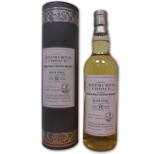 Hepburn's Choice Blair Athol 2002, 12 Year Old Single Malt Scotch Whisky (70cl 46%)