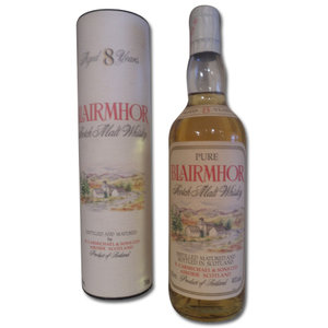Blairmhor 8 Years Old Single Malt Scotch Whisky 70cl 40%