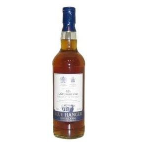 Blue Hanger Blended Malt Scotch Whisky 70cl 45.6%