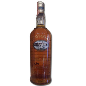 Bowmore 12 year old - Silk Screen Label 1 litre 43%