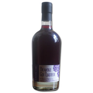 Bramble Gin Liqueur by Morrisons & MacKay 50cl 26.5%