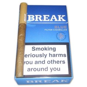 Break Filter Cigarillo - Blue (17s)