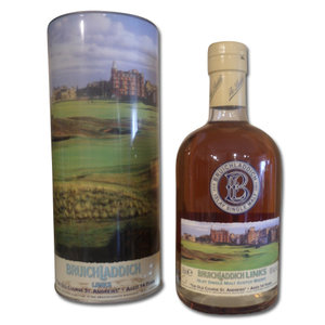 Bruichladdich Links -  St Andrews 14 Year Old  Single Malt Scotch Whisky 70cl 46%