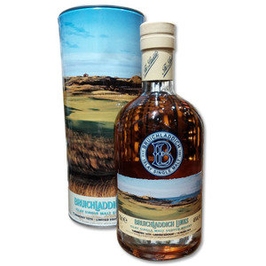 Bruichladdich Links - Turnberry 14 Year Old Single Malt Scotch Whisky 70cl 46%