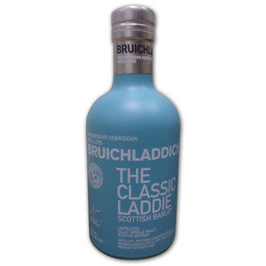 Bruichladdich - The Classic Laddie Scottish Barley Single Malt (20cl, 50% ABV)