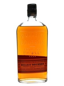 Bulleit Bourbon Whiskey (45% 70cl)