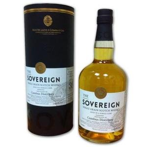 The Sovereign Cambus 30 Year Old Grain Whisky (70cl 53.4%)