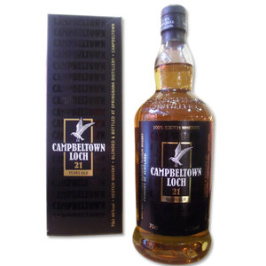 Campbeltown Loch 21 Years Old Blended Scotch Whisky70cl 40%
