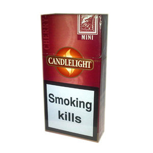Candlelight Aroma - Cherry Mini Cigarillos - 10s