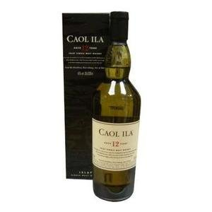 Caol Ila 12 Year Old Single Malt Scotch Whisky- 20cl 43%