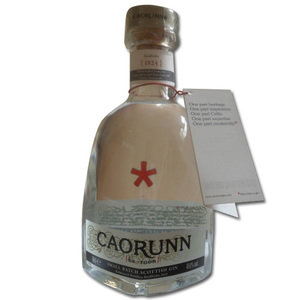 Caorunn Small Batch Scottish Gin 70cl 41.8%