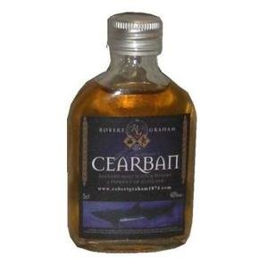 Cearban Vatted Malt Whisky by Robert Graham (5cl 40%)