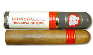 Chinchalero Reserva Epicure No. 2 - Tubed Cigar - 1 Single