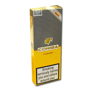 Cohiba Esplendidos Cigar - Pack of 3