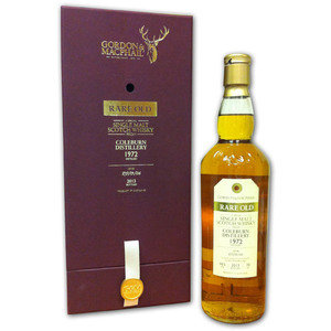 Gordon & MacPhail Coleburn 1972 Single Malt Scotch Whisky (70cl 46%)