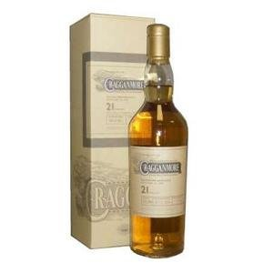 Cragganmore 21 year old 70cl 56%