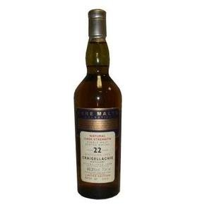 Craigellachie 22 Year Old Rare Malts Scotch Whisky  70cl 60.2%