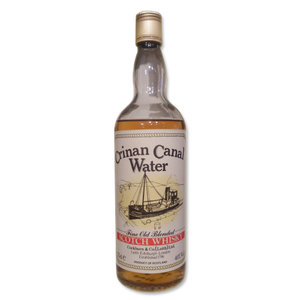 Crinin Canal Water Blended Scotch 75cl 40%