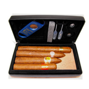 Csonka Survivor - Travel Case - Cigar Gift Sampler