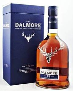 Dalmore Single Malt Scotch Whisky 18 Year Old 43% Vol 70Cl