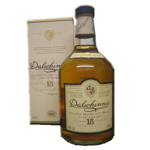 Dalwhinnie 15 Year Old Single Malt Scotch Whisky (20cl)