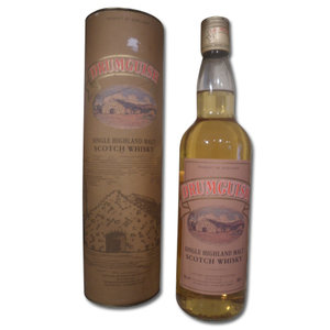 Drumguish Single Malt Scotch Whisky  70cl 40%