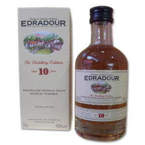 Edradour 10 year old 20cl