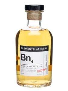 Elements of Islay Bn4 50cl 54.5%