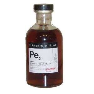 Elements of Islay Pe2 Single Malt Scotch Whisky (50cl 59.5%)