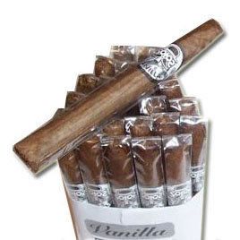 Flavoured Purito Vanilla Cigars - 25s