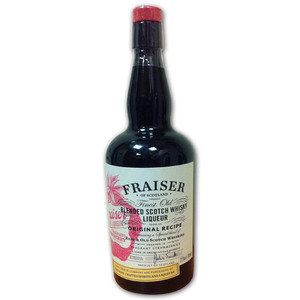 Fraiser Blended Scotch Whisky Liqueur (70cl 27.5%)