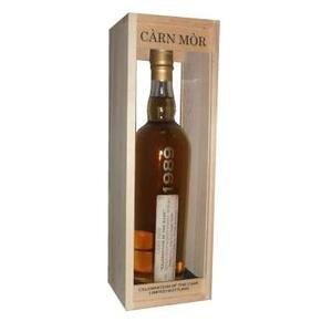 Carn Mor Girvan 1989 Single Malt Scotch Whisky (70cl 52.8%)