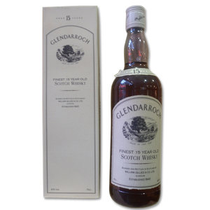 Glendarroch 15 year old 75cl 43%