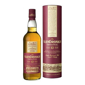 Glendronach 12 Year Old Single Malt Scotch Whisky (70cl 43%)