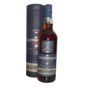 Glendronach 18 Years Old - Allardice Single Malt Scotch Whisky  70cl 46%