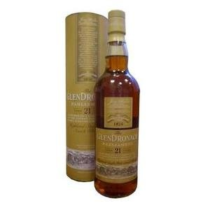 Glendronach 21 years old - Parliament Single Malt Scotch Whisky 70cl 48%