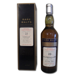 Glendullan 23 Year Old Rare Malt Scotch Whisky 70cl 63.1%