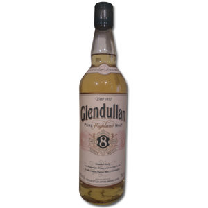 Glendullan 8 Years Old Single Malt Scotch Whisky 70cl 40%