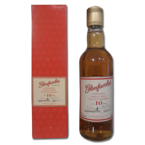 Glenfarclas Single Malt Scotch Whisky 10 Year Old 40% Vol 35Cl