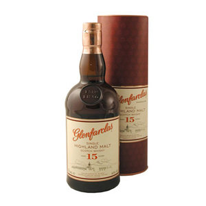 Glenfarclas 15 Year Old Single Malt Scotch Whisky (70cl 46%)