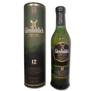 Glenfiddich 12 years - 20cl 40%