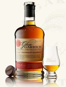 Glen Garioch Founder's Reserve Single Malt Scotch Whisky 70cl 48%