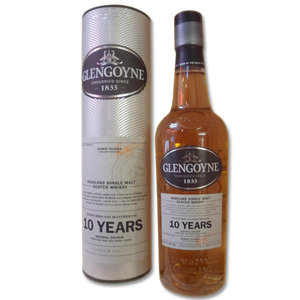 Glengoyne 10 Years Old Single Malt Scotch Whisky  - 20cl 40%