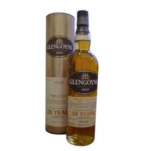 Glengoyne Single Malt Scotch Whisky 15 Year Old 43% Vol 70Cl