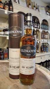 Glengoyne Single Malt Scotch Whisky 18 Year Old 43% Vol 70Cl