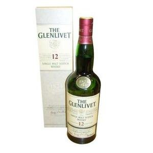 Glenlivet 12 years old - 70cl 40%