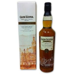 Glen Scotia Single Malt Scotch Whisky Double Cask 46% Vol 70Cl