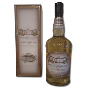 Glenturret 8 year old (1990s) 70cl 40%