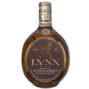 Gold Lynx Vatted Malt 70cl 40%