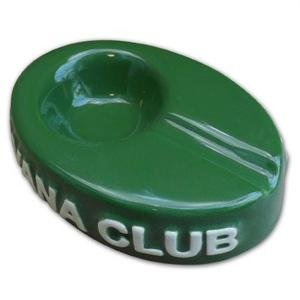 Havana Club Collection Ashtray - El Chico Cigarillo Ashtray - Bottle Green